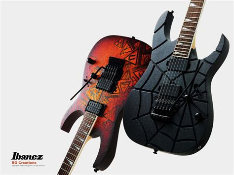 guitarras impresionantes epic guitars taringa ibanez always has great graphics on their rg series but