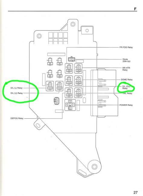 door relay 1988 ford f 350 door lock wiring diagrams