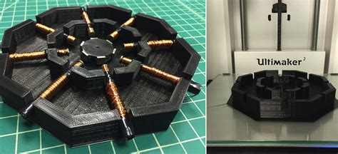 3d printed stepper motor maker 3d prints his own stepper motor 3dprint the