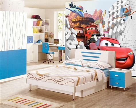 wallpaper kamar anak cars 10 wallpaper dinding kamar anak motif cars nirwana deco