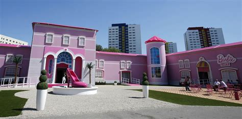 real life doll house barbie s dreamhouse now life size reality in florida