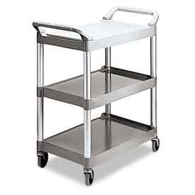 trucks carts carts plastic shelf rubbermaid 174 3424 88