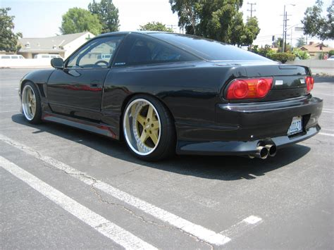 widebody nissan 240sx r6gevo 1991 nissan 240sx specs photos modification info
