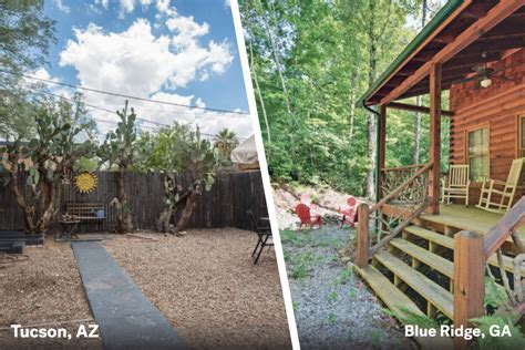 yard house tucson az would you rather stucco starter home or treehouse lodge trulia s blog real estate 101