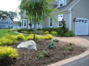 cheap landscaping ideas casual cottage