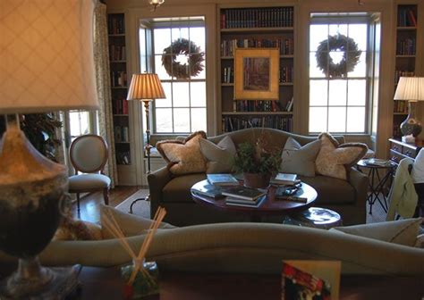 southern living idea home tropical family room southern living idea house entertainment room sewing