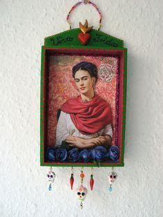 frida kahlo little people 1847807704 little frida kahlo shrine by filzgood could have spanish 5 make one for famous latinos or