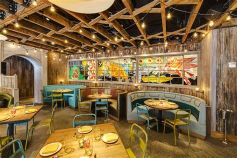 design concept for restaurant el vez rockwell group restaurant bar design