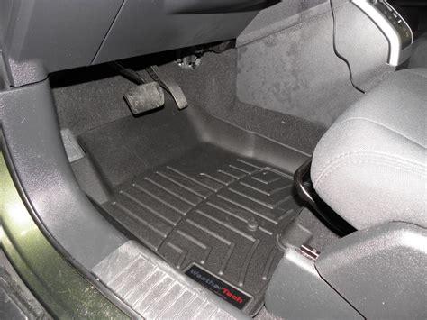 Jeep Patriot Floor Mats Floor Mats For 2008 Jeep Patriot Weathertech Wt440861