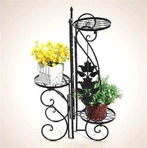 indoor plant displays flower pots garden trends vintage metal plant stands flower pot display stand shelf