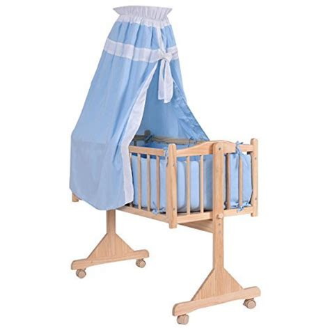 Bassinet To Crib by Costzon Baby Cradle Infant Bassinet Rocking Crib Sleeper