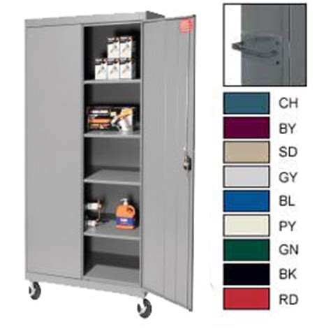 Mobile Device Storage Cabinet by Cabinets Mobile Sandusky All Welded Mobile Storage
