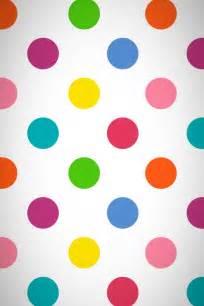 Polka Dot Wallpaper by Gallery For Gt Colorful Polka Dot Wallpaper