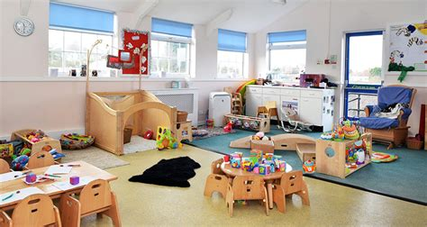 nursery setting layout exceptional grade at new eltham day nursery london