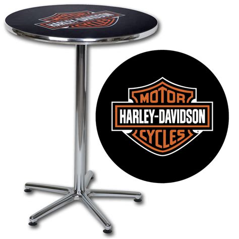 harley cafe pub tables cooler and billiard ls