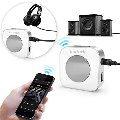 M Tech Bluetooth Audio Receiver revive your school stereo with the inateck br1001
