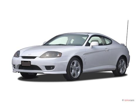 2006 hyundai tiburon reviews 2006 hyundai tiburon review ratings specs prices and