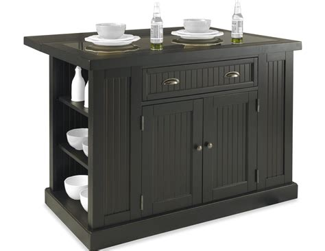 Distressed Kitchen Islands Home Styles Nantucket Kitchen Island Distressed Finish By