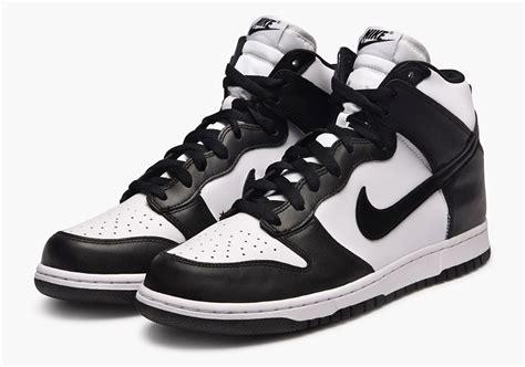 Nike Dunk High nike dunk high black white 846813 002 sneakernews