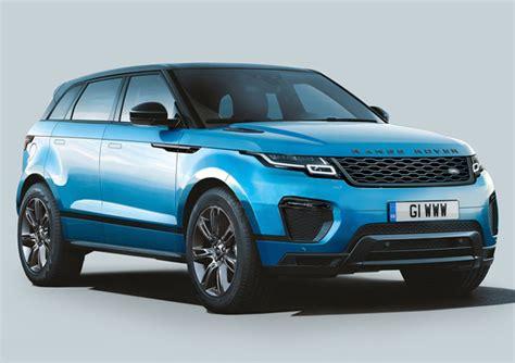 Tri Level Home by Nel 2019 Nuova Range Rover Evoque Allungata 2 Centimetri
