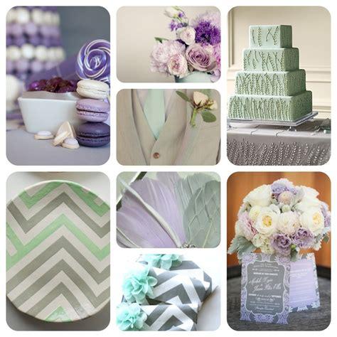 wedding colour schemes lilac 1000 images about wedding purple mint on pinterest