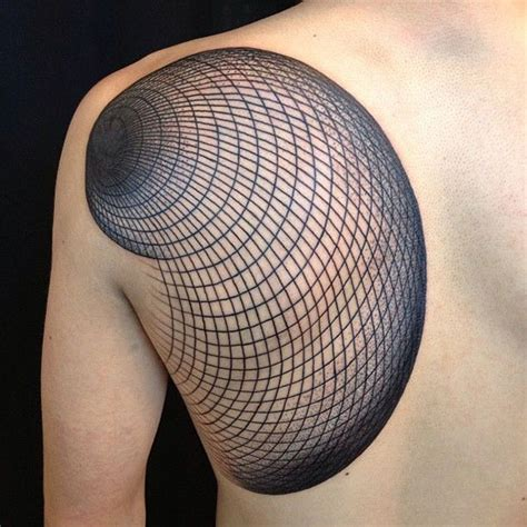 geometric tattoo can t keep my eyes off you 35 of the