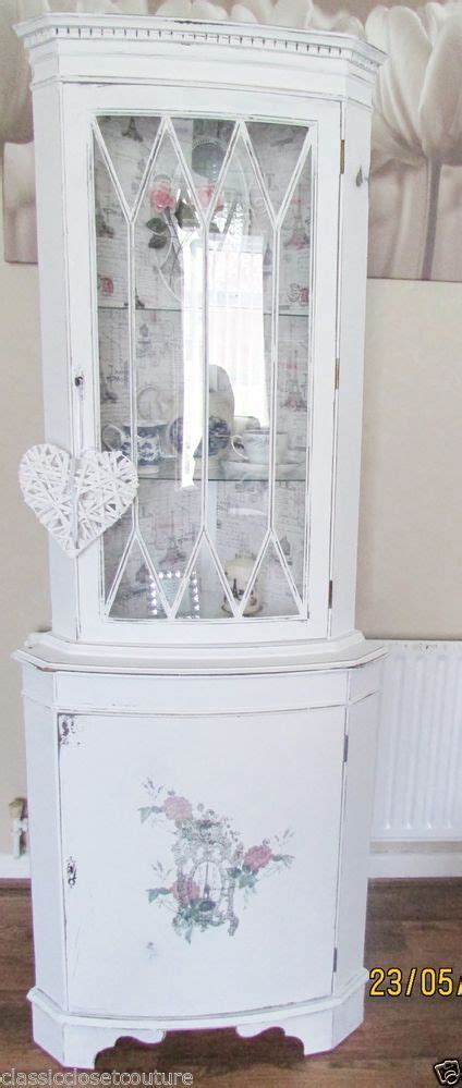 1000 ideas about shabby chic cabinet on