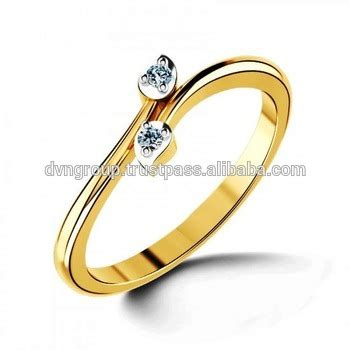 Beautiful Ring Design In Gold With Stone Gold Plated Ring Fashion Ring Setting Ring Simple