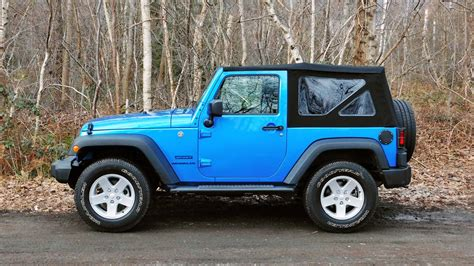 sport jeep 2016 jeep wrangler sport s test drive review