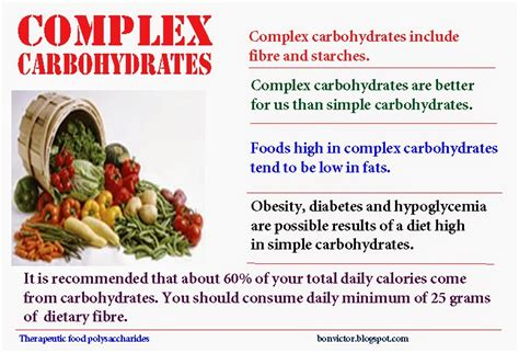 carbohydrates easy definition what are complex carbohydrates called