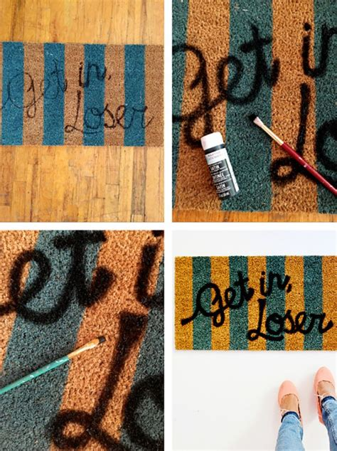 diy meaning diy doormats a joyful riot