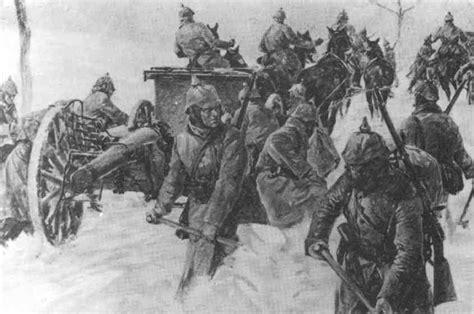 wann war der erste krieg schlacht in den karpaten wikiwand