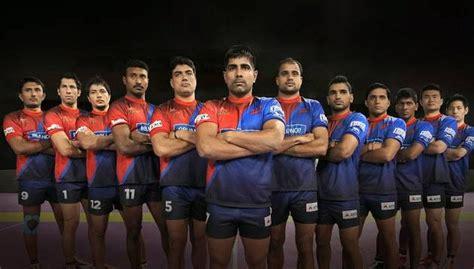 pro kabhdhi pleyr hair styles profiling the new recruits for pro kabaddi side dabang delhi
