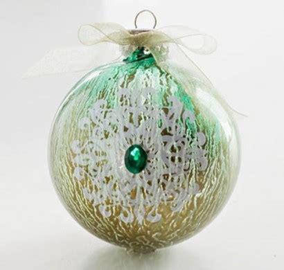 Durchsichtige Weihnachtskugeln Zum öffnen by Kreativer Christbaumschmuck Zum Selberbasteln 5 Schlaue