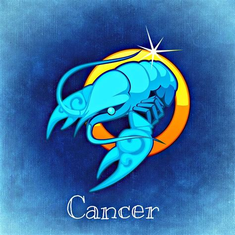 imagenes del signo cancer c 225 ncer signo del zodiaco hor 243 scopo 183 imagen gratis en pixabay