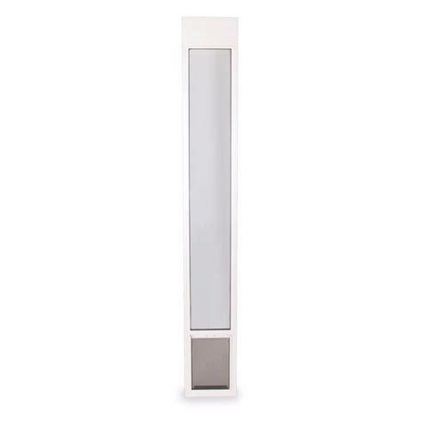 patio door cat flap pet door with flap for balcony or patio sliding doors for