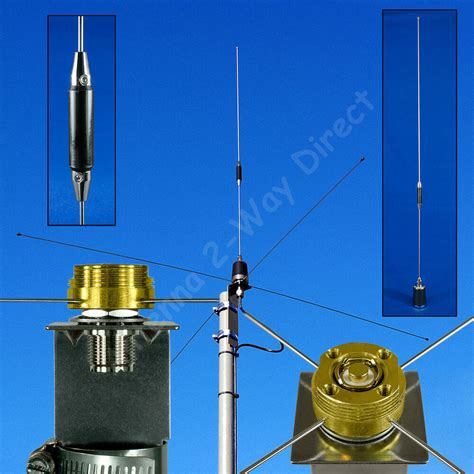 dual band base station 2 meter 440 mhz antenna bands ebay