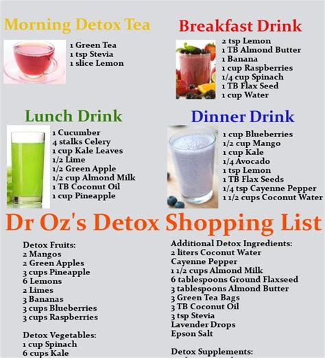 How To Detox Before Going On A Diet by What S The Hype About The 3 Day Detox Diet Arizonamala