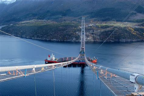 500 Ft To Miles by The Sky Bridge Norway All Information Amp Pictures World