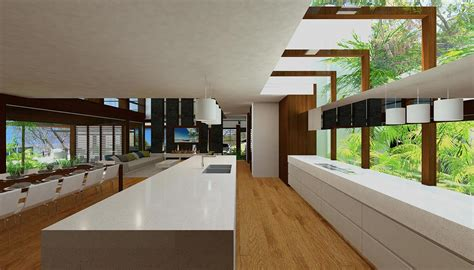 resort house design resort house chris clout design