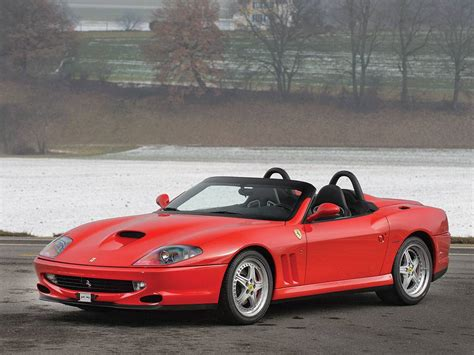 Ferrari Barchetta 550 by 2001 Ferrari 550 Barchetta At Auction 1907695 Hemmings
