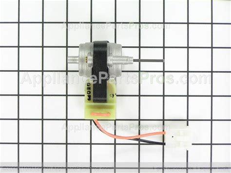 ge condenser fan motor cross reference ge wr60x10238 motor cond fan appliancepartspros com