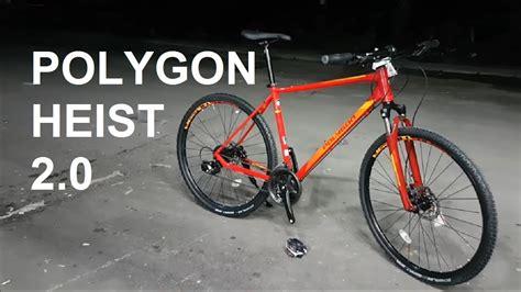 Polygon Heist 2 0 Hybrid polygon heist 2 terbaru sepeda hybrid