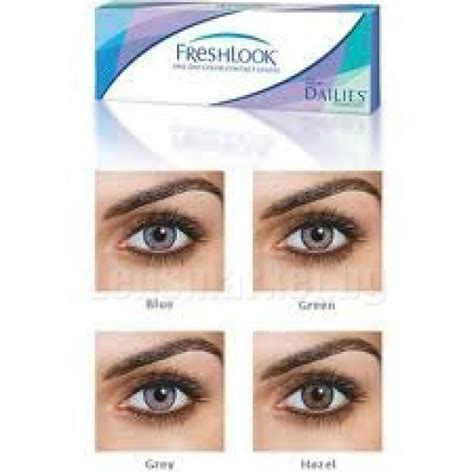 Deal Promo Desio Black Free Softlens Acak freshlook one day color lenses lensmarket bg