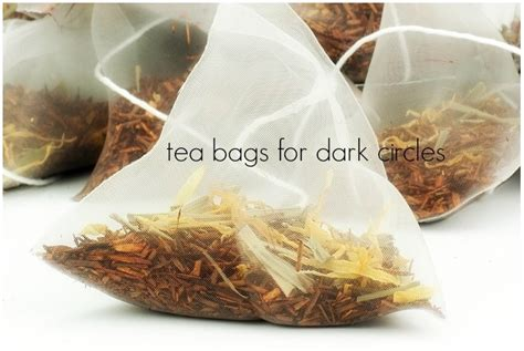 how to use tea bags how to use tea bags for dark circles under eyes home