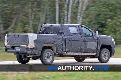 2020 Chevrolet Work Truck by 2020 Silverado Hd Work Truck Spied Testing With Less Camo