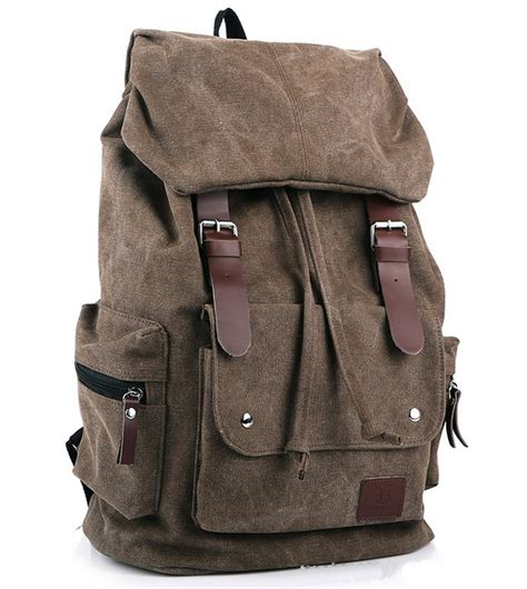 Tas Backpack Gunung Traveling Blue Goods Original shoulder canvas backpack 183 showmall 183 store powered by storenvy