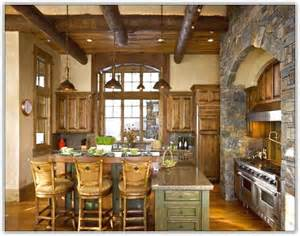 rustic farmhouse kitchen ideas rustic kitchen island designs home design ideas