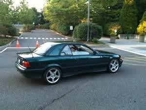 wa 1994 bmw 325i convertible w hardtop low millage