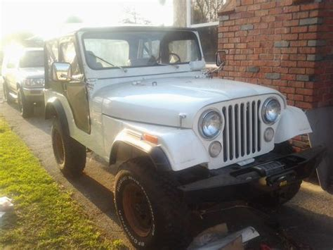 1974 Jeep Cj5 Parts Purchase New 1974 Jeep Cj5 Plus Spares In Arcadia